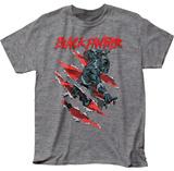 Black Panther- Slashing Through Camiseta