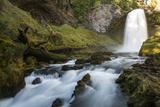 Sahalie Falls in Linn County, Oregon Premium fotografisk trykk av Krista Rossow