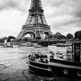 Paris sur Seine Collection - Vedettes de Paris VI Fotografisk tryk af Philippe Hugonnard