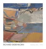 Berkeley 22, 1954 Posters van Richard Diebenkorn