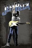 Jeff Beck- Guitar Maestro Poster