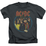 Juvenile: AC/DC- Highway To Hell Medallion T-Shirt
