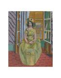 The Yellow Dress, 1929-31 Poster par Henri Matisse