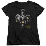 Womens: Always Sunny In Philadelphia- Rocker Heads T-shirts