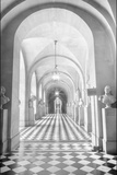 Hall at Versaille Photographic Print by Romona Murdock