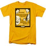 Always Sunny In Philadelphia- Sunny Quotes T-Shirt
