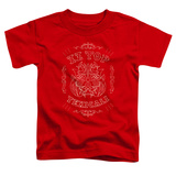 Toddler: ZZ Top- Texicali Demon T-shirts