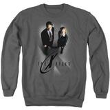 Crewneck Sweatshirt: X Files- X Marks The Spot Shirts