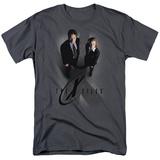 X Files- X Marks The Spot T-shirts