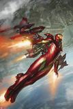 International Iron Man No. 3 Cover Art Posters par  Skan