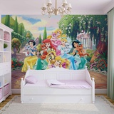 Disney Princesses - Palace Pets - Vlies Non-Woven Mural Vlies-tapettijuliste