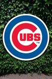 MLB: Chicago Cubs- Ivy Logo Prints