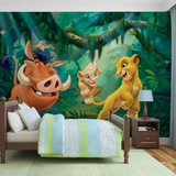 Disney The Lion King - Group - Vlies Non-Woven Mural Vlies-tapettijuliste