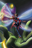 All-New, All-Different Avengers No. 9 Cover Art Featuring: Vision, Wasp Prints by Alex Ross