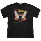 Youth: ZZ Top- Eliminator Cover Shirt