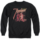 Crewneck Sweatshirt: ZZ Top- Frandango Stage T-Shirt