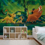Disney The Lion King - Hakuna Matata - Vlies Non-Woven Mural Papier peint intissé