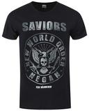 The Walking Dead- Negan New World Order T-Shirts