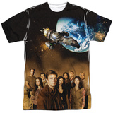 Firefly- Cast Poster Sublimated