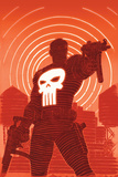 Daredevil - Punisher: Seventh Circle No. 2 Cover Art Poster di Reilly Brown