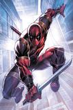 Deadpool Cover Art Plakater