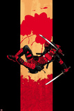 Deadpool Cover Art Posters