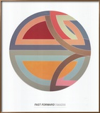 Sinjerli Variation I Arte di Frank Stella