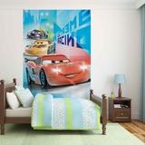 Disney Cars - Lightning McQueen & Miguel Camino Bildtapet