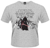 Star Wars: The Force Awakens- First Order Forces T-skjorter