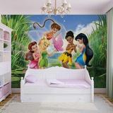 Disney Fairies - Group - Vlies Non-Woven Mural Vlies-tapettijuliste