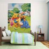 Disney Winnie the Pooh - Friends Tapettijuliste