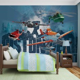 Disney Planes - Dusty Blade Windlifter - Vlies Non-Woven Mural Vlies Wallpaper Mural