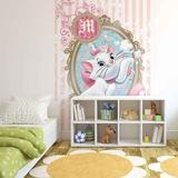 Disney Aristocats - Marie Vanity - Vlies Non-Woven Mural Vlies Wallpaper Mural