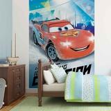 Disney Cars - Lightning McQueen Racing Champion Wallpaper Mural