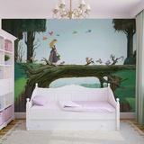 Disney Sleeping Beauty - Walk in the Woods - Vlies Non-Woven Mural Vlies Wallpaper Mural