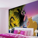 Disney Sleeping Beauty - Vlies Non-Woven Mural Vlies Wallpaper Mural