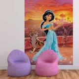 Disney Princesses - Jasmine - Vlies Non-Woven Mural Mural de papel pintado