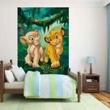 Disney The Lion King - Simba and Nala Tapettijuliste