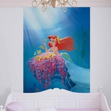 Disney The Little Mermaid - Ariel - Vlies Non-Woven Mural Vlies muurposter