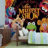 Disney - The Muppet Show - Vlies Non-Woven Mural Vlies-tapettijuliste