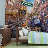 Disney Zootropolis - Animals - Vlies Non-Woven Mural Vlies Wallpaper Mural