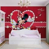 Disney - Minnie Mouse Lace Heart Papier peint