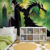 Disney Sleeping Beauty - Maleficent - Vlies Non-Woven Mural Vlies Wallpaper Mural