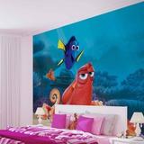 Disney Finding Dory - Nemo, Dory, Hank - Vlies Non-Woven Mural Bildtapet