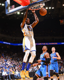 Oklahoma City Thunder v Golden State Warriors Foto von Andrew D Bernstein