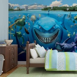Disney - Finding Nemo - Vlies Non-Woven Mural Carta da parati decorativa