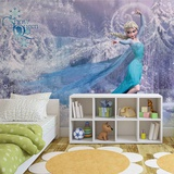 Disney Frozen - Elsa Snow Queen - Vlies Non-Woven Mural Vlies Wallpaper Mural