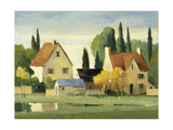 Town and Country VII Premium Giclee Print by Max Hayslette