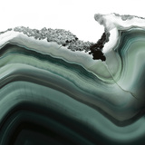 Sage Agate A Premium Photographic Print by  THE Studio