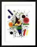 The Singer Prints by Joan Miró